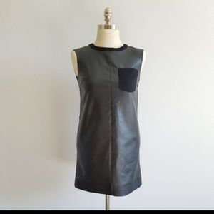 RACHEL Rachel Roy Faux Leather Mini XS